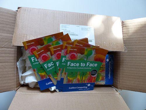 """""""Face to Face"""" Flyer sind gerade ins Büro geflogen http://flic.kr/p/fCXAus VÖ für Ende Sep/Anfang Okt geplant. Freu derb! #TheDigitalGuide"""