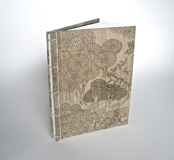Japanese Style Notebook