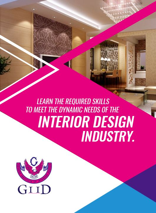 Join Giid To Learn All The Required Skills Of Becoming A Successful Interior Designer To Know More Call 9073610877 Interiorde Interior Design Interior Design
