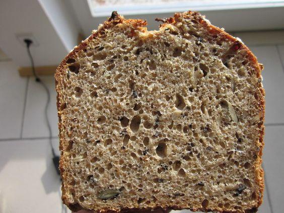 www.der-Sauerteig.de :: Thema anzeigen - Hildegard-Brot - DST / RST