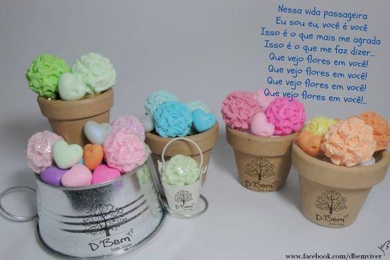 D'Bem-bem viver - Handmade Cosmetics www.dbembemviver.com.br https://www.facebook.com/dbemviver