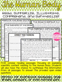 human body articles: circulatory system, skin, germs, body systems, Muscles