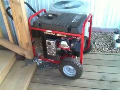 Generac 5500xl Portable Generator In 2020 Portable Generator Portable Inverter Generator Natural Gas Generator