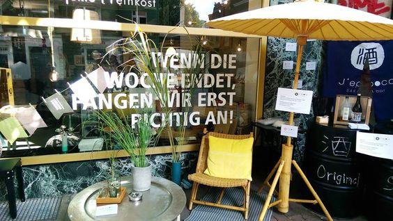 perfect metallic table - gesehen bei Liebesdienste Home Frankfurt