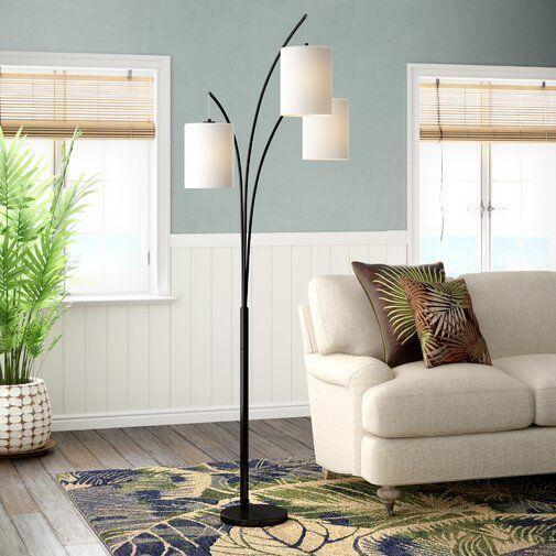 Aldora 83 5 Tree Floor Lamp Floor Lamps Living Room Tree Floor