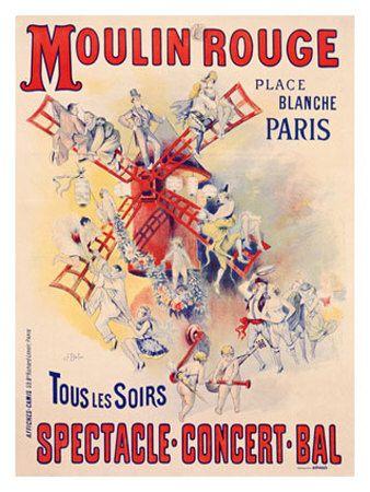 Moulin Rouge: O Amor em Vermelho  - Jose Belon