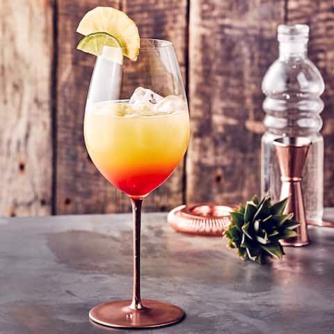 Tequila Sunrise Rezept Edeka Rezept Tequila Sunrise Rezept Coctail Rezepte Tequila Sunrise