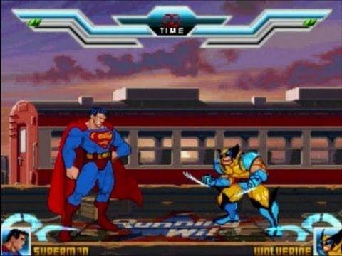 Superman Youtube Super Hero Games Superman Superhero