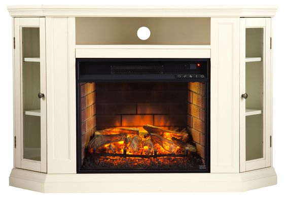 Chamberlain Convertible Media Electric Fireplace