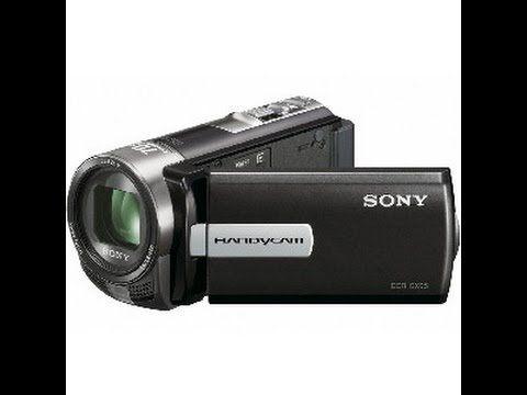 REVIEW DA FILMADORA SONY DCR SX22