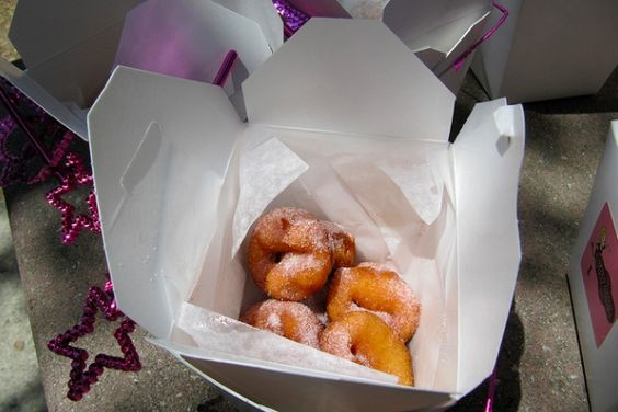 Donuts from The Fry Girl