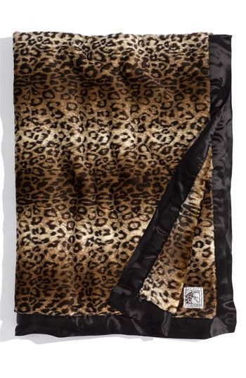 Luxe Leopard Throw Something New Softest Blanket And
