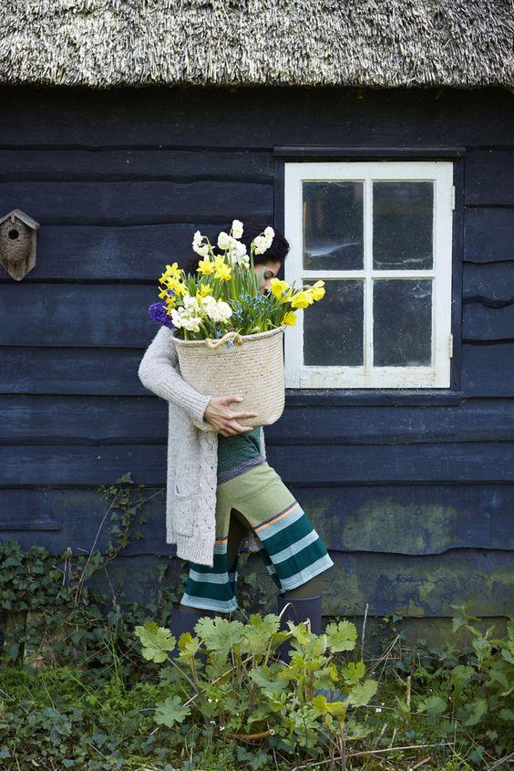 Tuinblog: tips en inspiratie voor de indeling van de tuin of balkon. Foto: mooiwatplantendoen, blog Maison Belle. #tuininspiratie #tuintips #tuinblog #maisonbelle