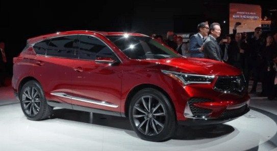 2020 Acura Rdx Redesign Changes Release Date Hybrid Acura Rdx Acura Acura Mdx