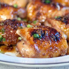 Garlicky Chicken Recipes