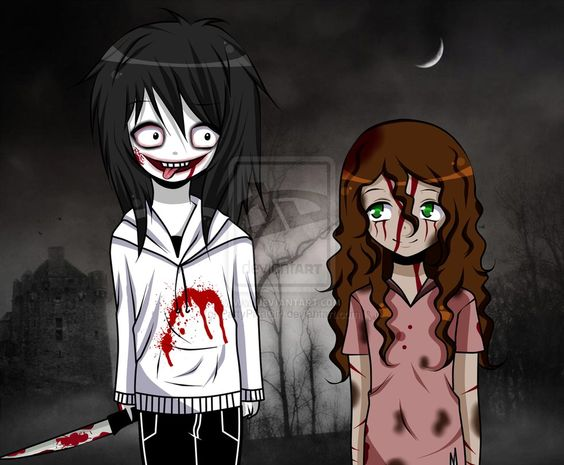 creepypasta anime | Anime Creepypasta Sally Jeff y sally by pattyblau
