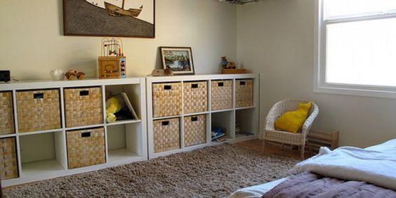 Chambre montessori pour b b les grands principes for Chambre enfant montessori