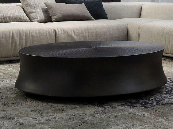 POLIFORMSOORITable basse en bronze de salon, design by Soo K. Chan (2011)