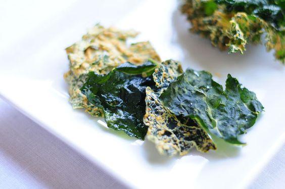 Raw Food Recipe Kale Chips —Raw Food Rawmazing Raw Food
