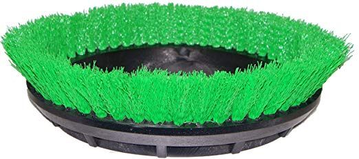 Bissell Biggreen Commercial 237 057bg Scrub Brush 0 015bristle Diameter Crimped Polypropylene For Bgem9000 Easy Motion Floo Floor Machine Biggreen Scrub Brush