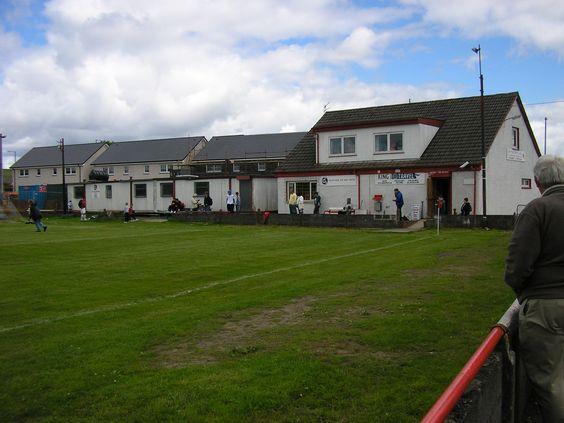 Loch Park In 2020 British Football St Mirren St Johnstone