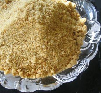 How to Make Yummy Panjiri, English / Urdu Recipe