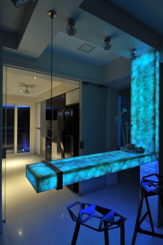 Home Bar Designs Top Bar Design With Modern Style Pictures - Bar design tribe hyperclub by paolo viera