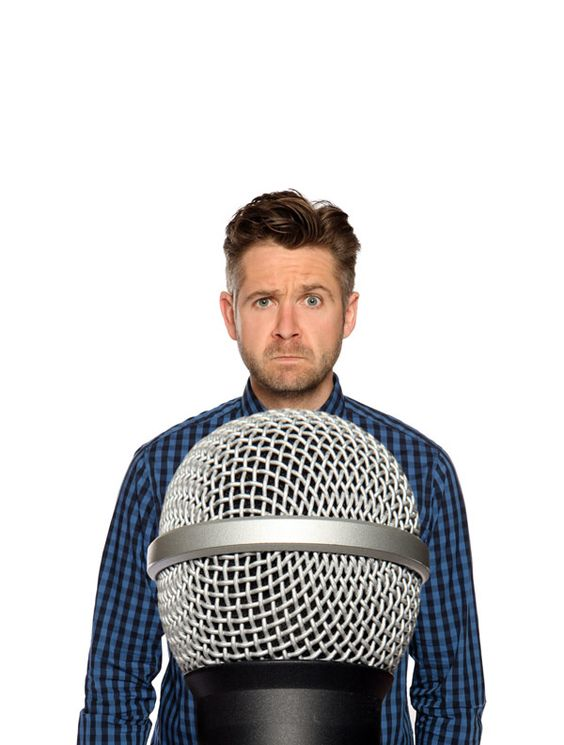 Rob Rouse arrives at the Maltings with his new show, Life Becomes Noises, on Thursday 29 November.