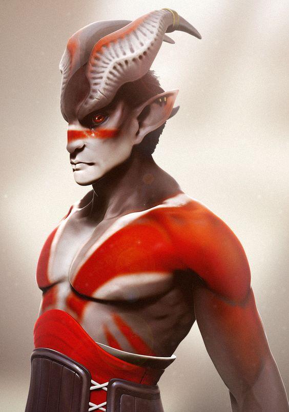Swala warrior II by K4ll0 on DeviantArt