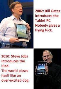 Tablet PC vs Ipad
