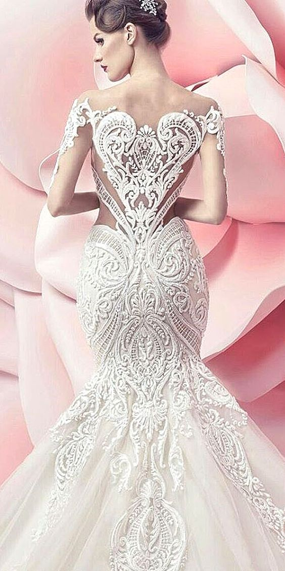 explore tattoo wedding dress
