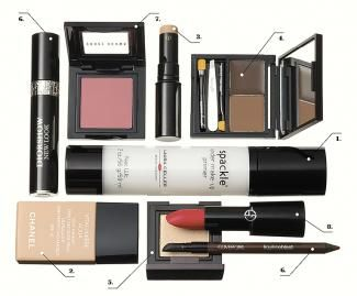 Makeup Bag Must-Haves In Your 40s. #moremagazine