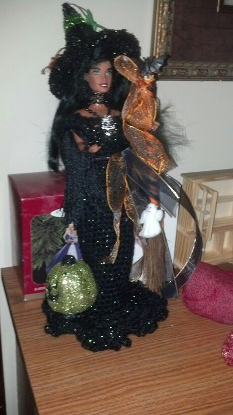 Ooak witch by marianne