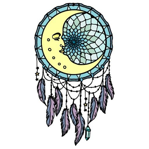 From Paint By Numbers App App With Colorful Zebra Wearing Sunglasses Dream Catcher Happy Colors Moon Dreamcatcher