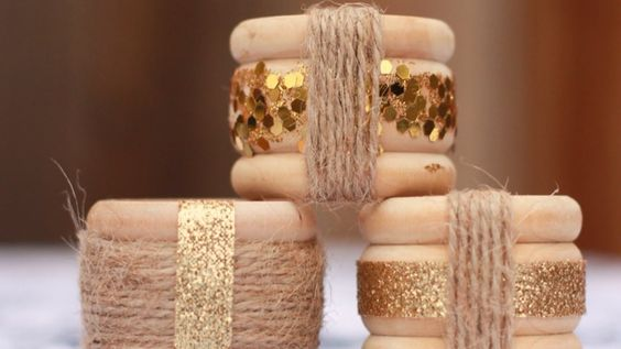 Create Simple and Elegant Napkin Rings - DIY Home - Guidecentral