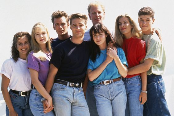 Beverly Hills to be revived, without Luke Perry