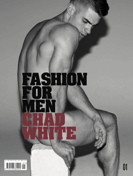 Chad White para Fashion For Men #6 por Milan Vukmirovic