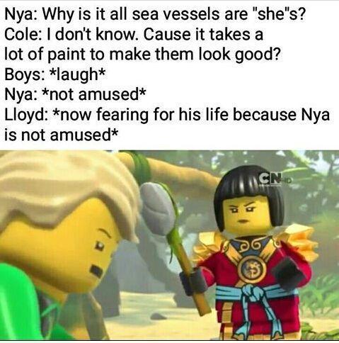 Ninjago Memes Quotes 2 0 22 Ninjago Memes Lego Ninjago Lego Ninjago Movie