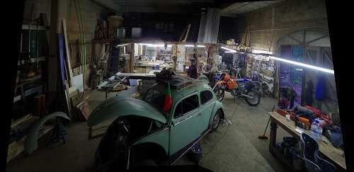 du bois et des volkswagens, ses passions