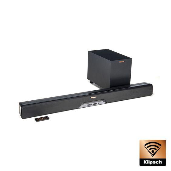 Klipsch Reference RSB-8 Sound Bar & Wireless Subwoofer
