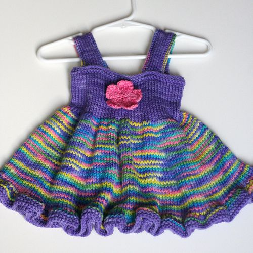 Beautiful knit dress from Dolce Sorpresa
