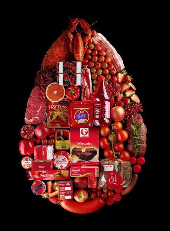 食物造型的魅力:HEMKOP 超市廣告 » ㄇㄞˋ點子靈感創意誌