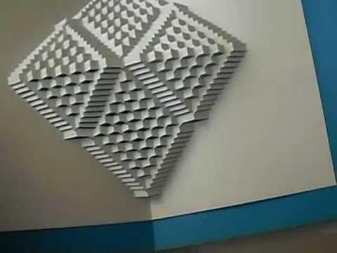 Kirigami Book 1 Remake Kirigami Origami Paper Art Origami Paper Folding