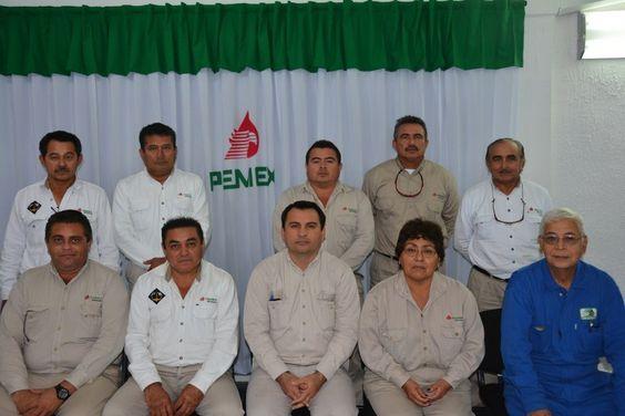 PEMEX capacita a los integrantes de las Comisiones Locales Mixtas de Seguridad e Higiene