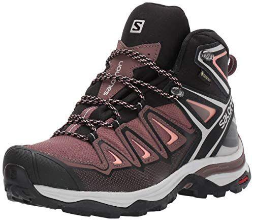 SALOMON Ultra 3 Mid GTX Zapatillas para Caminar para Mujer