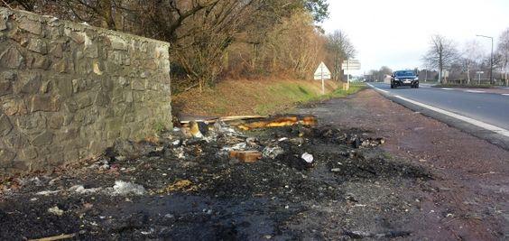 Deux camionnettes de prostituées incendiées en forêt de Balleroy