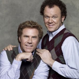 Stepbrothers....this house is a prison!!