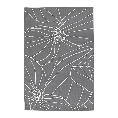 Ikea Gislev rug...bought this for the new apt this weekend.  I love neutral colors and pops of color.