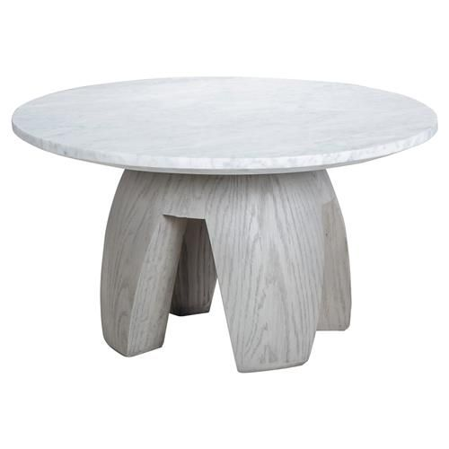 Kelly Hoppen Gray Modern Classic Grey Oak Marble Top Round Coffee Table Coffee Table Inspiration Round Coffee Table Table