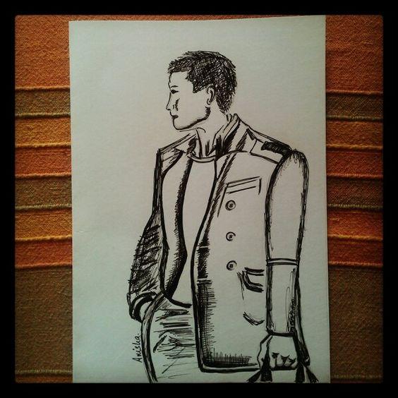 Sketch by anisha